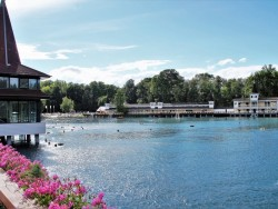 Kouzlo termálního jezera Hévíz Hévíz