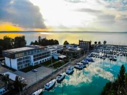 Léto v Hotelu Yacht Siófok