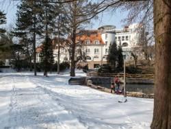 Přivítání zimy Miskolctapolca