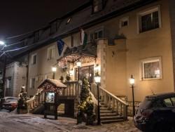 Štědrý večer v Hotelu Kikelet Miskolctapolca