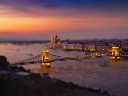 V Budapešti přes týden, Budapešť