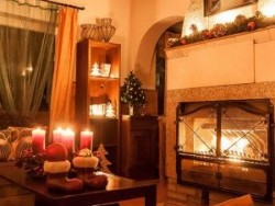 Vánoce ve Villa Kaktusz